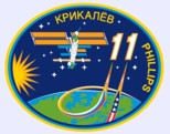 Expedition 11 Logo