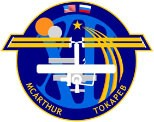 Expedition 12 Logo