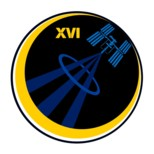 Expedition 16 Logo