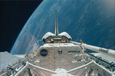 SPACEHAB bei STS-95