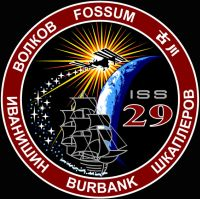 Expedition 29 Logo