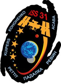 Expedition 31 Logo